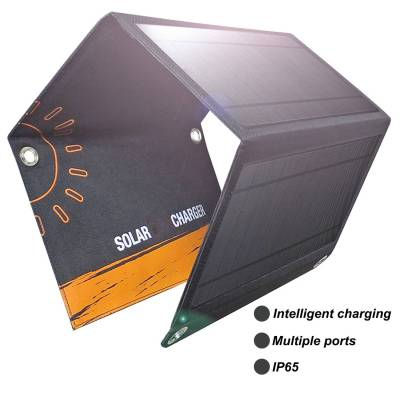 Folding Solar Charger,high quality & High power Solar Charger,Solar power bank bring more convenience to your life