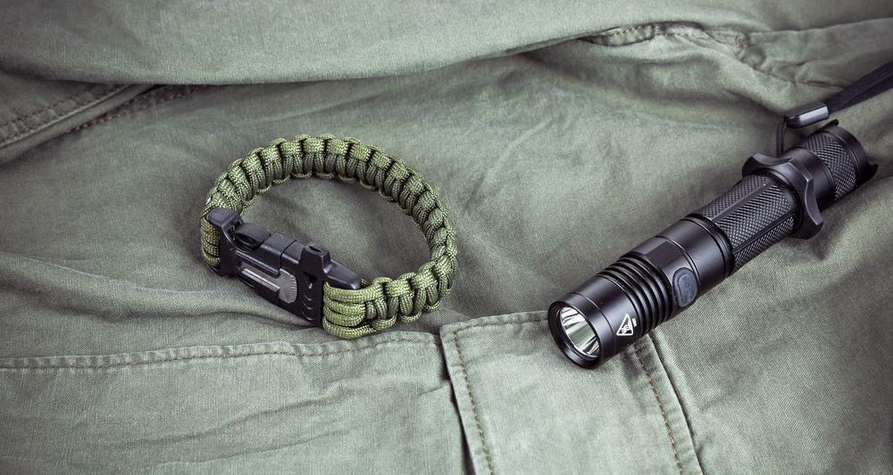 an introduction to the six common parameters of LED flashlights