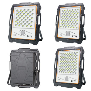 High Power & High brightness Solar Floodlights for a wide range of uses