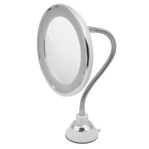 Espejo cosmético flexible LED de alto brillo y alta calidad para una amplia gama de usos