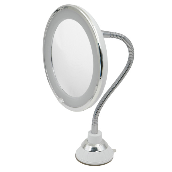 High Brightness & High quality LED Flexible Cosmetic Mirror for a wide range of uses