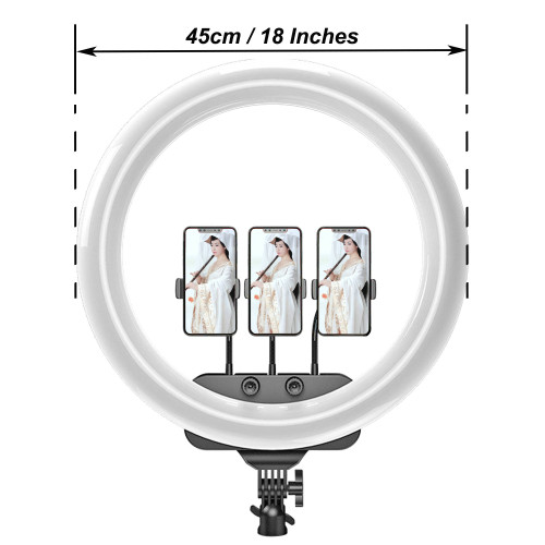 High Power & High quality LED Selfie Ring Lights for a wide range of uses