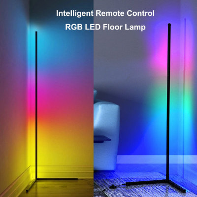 High quality & High brightness LED Floor Atmosphere Lamp for a wide range of usage