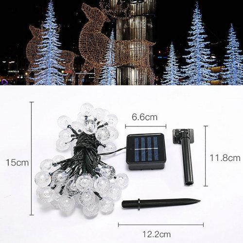 High quality & High brightness Solar String Lights for a wide range of usage