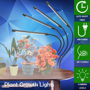 Multifunctional,neoteric,technological & intelligent plant growth lights bring you into the age of intelligence.