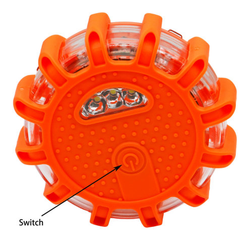 Multifunction working lights,caution lights,warning lights for a wide range of uses