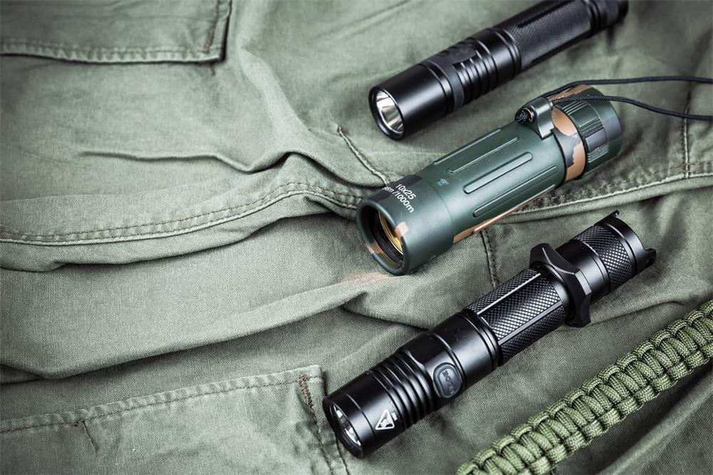 the precautions for the use of LED flashlights