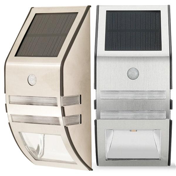 Luces de jardín solares inteligentes de alta calidad, lámpara de pared solar para brindarle un mundo maravilloso