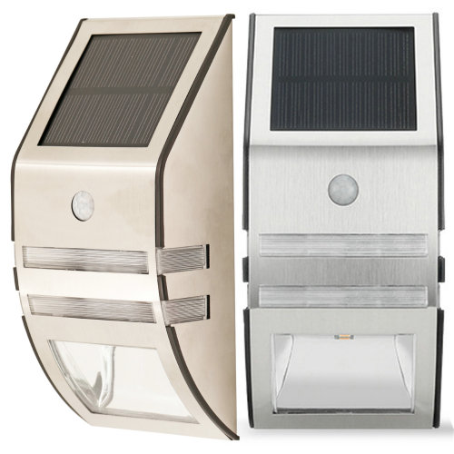 High quality & intelligent solar garden lights,solar wall lamp to provide you a wonderful world
