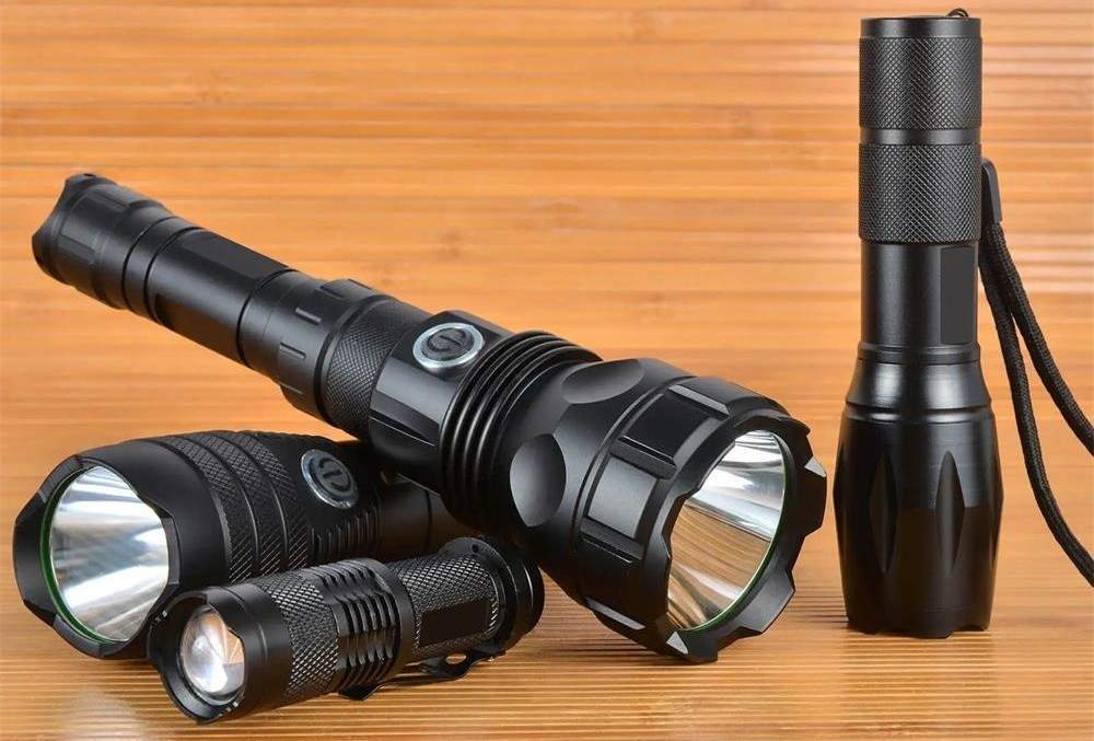 the selection guide for LED flashlight