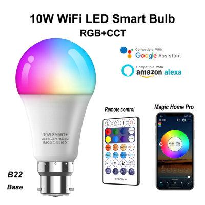 Smart design,WIFI intelligent control & Full colors RGB LED Bulb make your life more funny