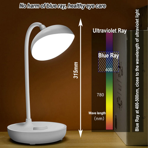 High Brightness & High quality Smart LED Table Lamp bring you a whole new experience