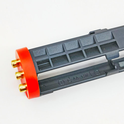 High power and high quality 9AA dry battery holder,used as an accessory for the high power torches