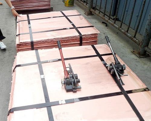 factory price 99.99% pure copper cathode /cathode copper 99.99% Pure Copper