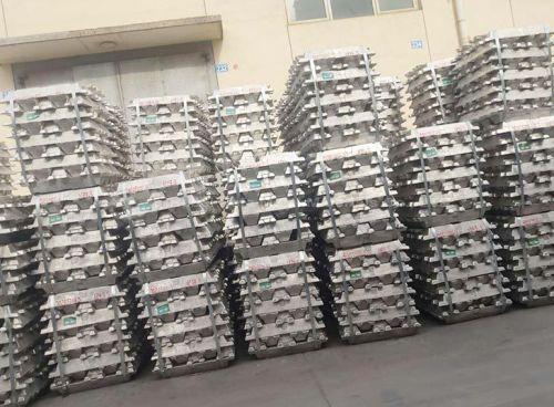 Primary Aluminum Ingot 99.7% Aluminium Ingots Supplier