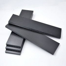 carbon fibre sheet CNC machining