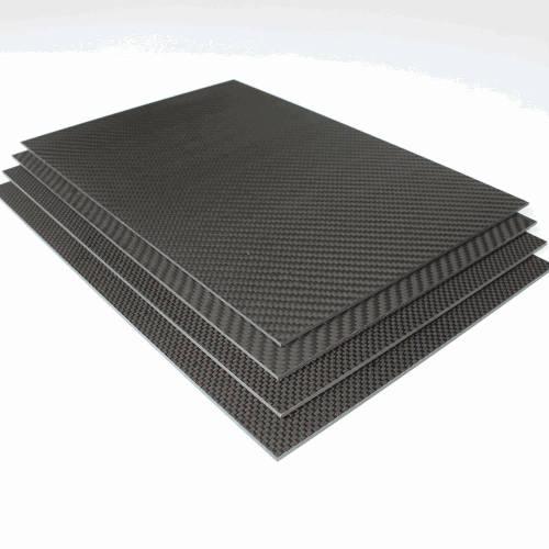 carbon fiber plate CNC machining
