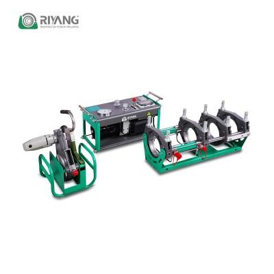 Hydraulic Butt Fusion Machine V200 50MM-200MM | HDPE fusion machine