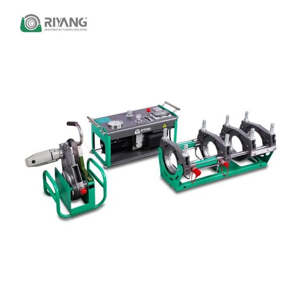 Hydraulic Butt Fusion Machine V200 50MM-200MM   HDPE fusion machine
