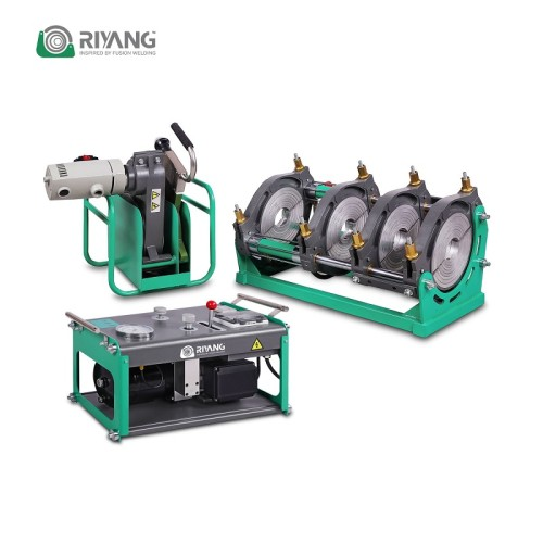 Hydraulic Butt Fusion Machine V250 90MM-250MM (3
