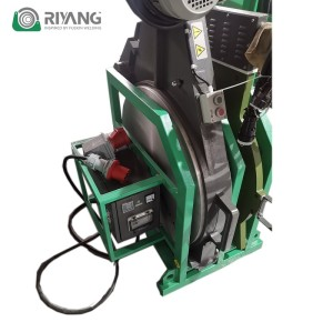 Hydraulic Butt Fusion Machine V800 400MM-800MM | Fusion welding machine manufacturer
