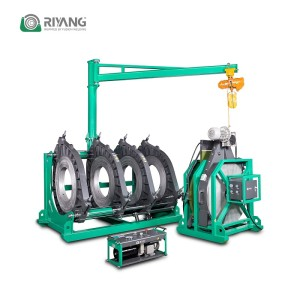 Hydraulic Butt Fusion Machine V1000 630MM-1000MM (24'' IPS - 42'' IPS) | For plastic pipe welding