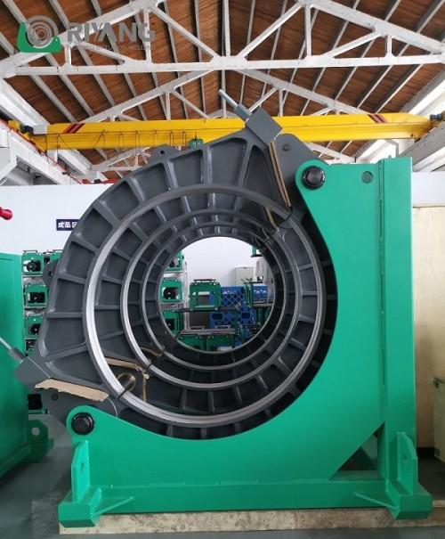 Hydraulic Butt Fusion Machine V1200 630MM-1200MM (24'' IPS - 48'' IPS) | RIYANG hdpe pipe fusion machine
