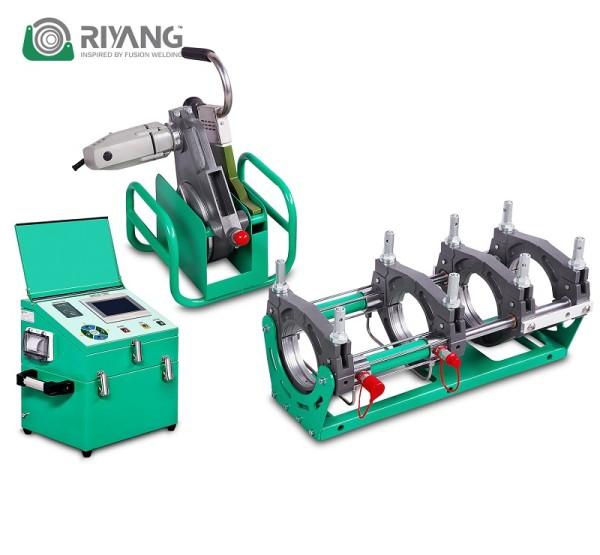 Automatic Butt Fusion Machine V160 CNC 50MM-160MM (2