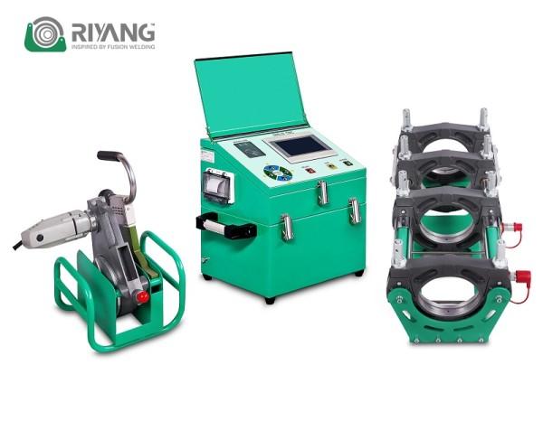 Automatic Butt Fusion Machine V200 CNC 50MM-200MM