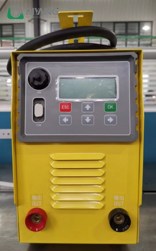 Electrofusion Machine FORCEMAX30-15K 20MM - 1000MM