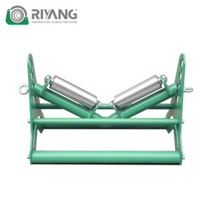 Pipe Roller Support MAMBA 630 | RIYANG pipe roller support stands