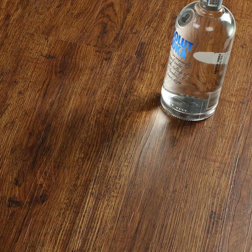 Ultrasurface Wholesale Drop Down Vinyl Plank Flooring 6''x36'' 2.5mm/0.2mm