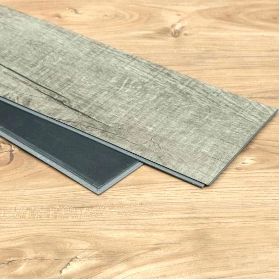 LVT Click Vinyl Flooring