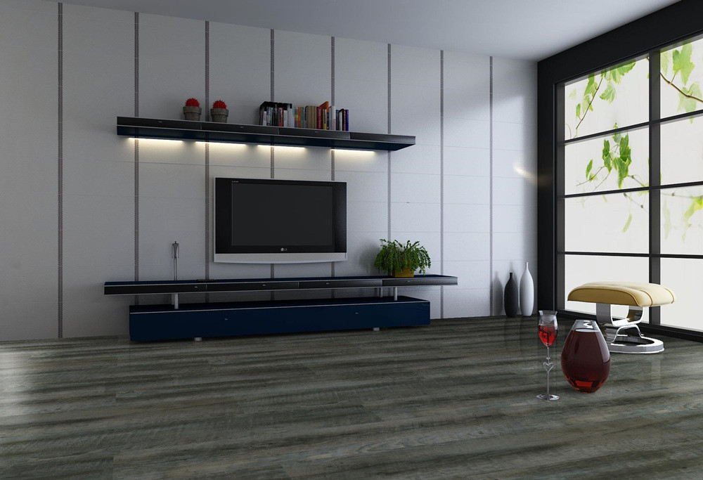 glue down luxury vinyl plank flooring