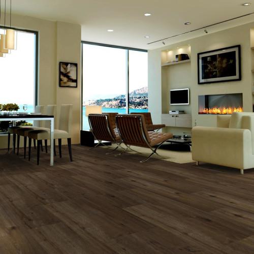 Ultrasurface Wholesale Peel and Stick Luxury Vinyl Flooring Self Adhesive Vinyl Tiles 6''x36'' 100m2MOQ