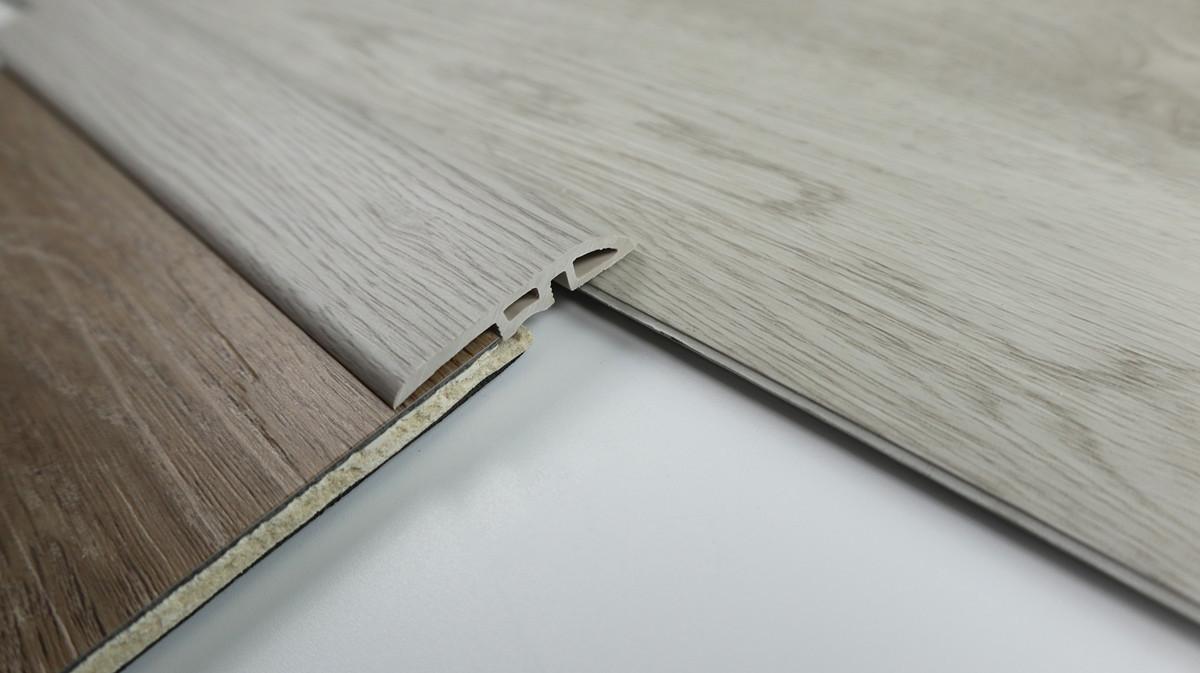 PVC floor transitions