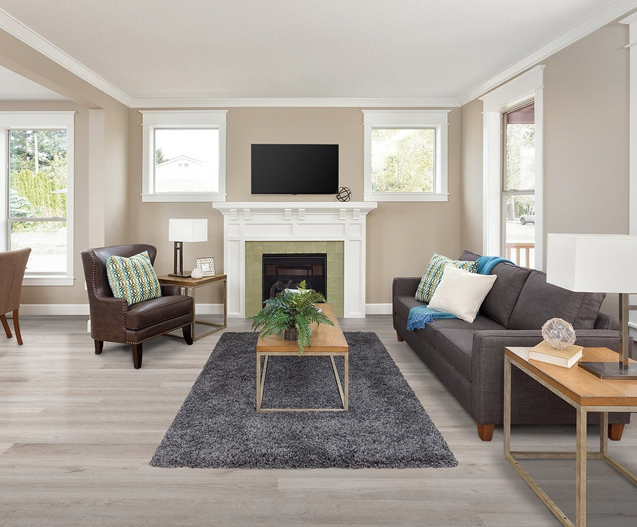 does luxury vinyl plank increase home value