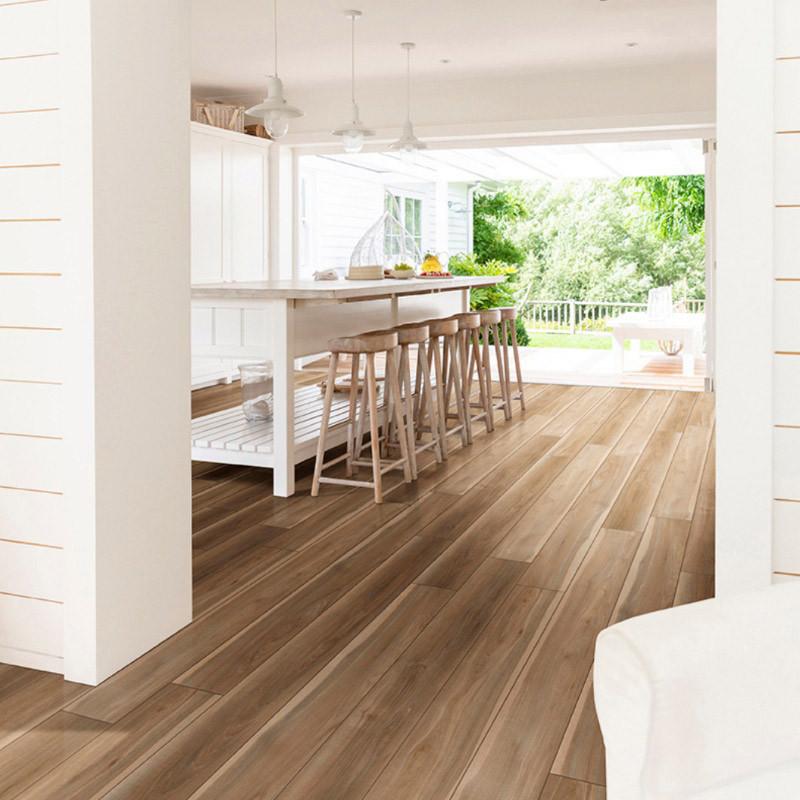 wood-look luxury vinyl planks