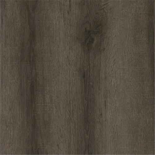 Ultrasurface Dark Loose Lay Vinyl Flooring Eco Friendly PVC Floooring 7''x48'' 5.0mm/0.5mm