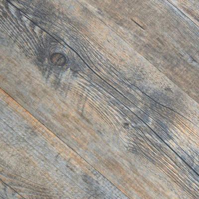 Ultrasurface Loose Lay Vinyl Flooring Flexible Waterproof Low Maintenance 7''x48'' 5.0mm/0.5mm