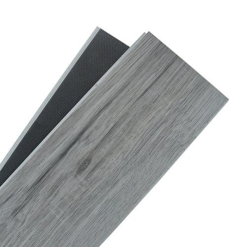 Ultrasurface Rigid Core SPC Vinyl Flooring 7.2''x48'' 4.0mm/0.3mm 1.5mm IXPE  Best Sellers 100㎡MOQ