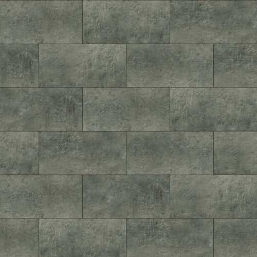 Ultrasurface Stone Look Vinyl Tile Flooring Fossil Ash Look Easy Clean UCT 6011