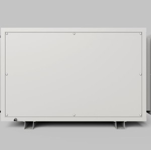 280 pints per day large industrial dehumidifier for sale, ceiling mounted, auto humidity control | SoonDry