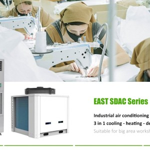 240 L/D Air Conditioner And Dehumidifier   2 In 1 Industrial Dehumidifier   Cold Air Dehumidifier For Workshop   Direct Factory Price Wholesale