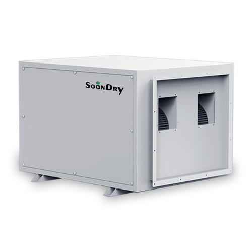 380 pints per day Industrial ceiling mounted greenhouse dehumidifier manufacturer   SoonDry