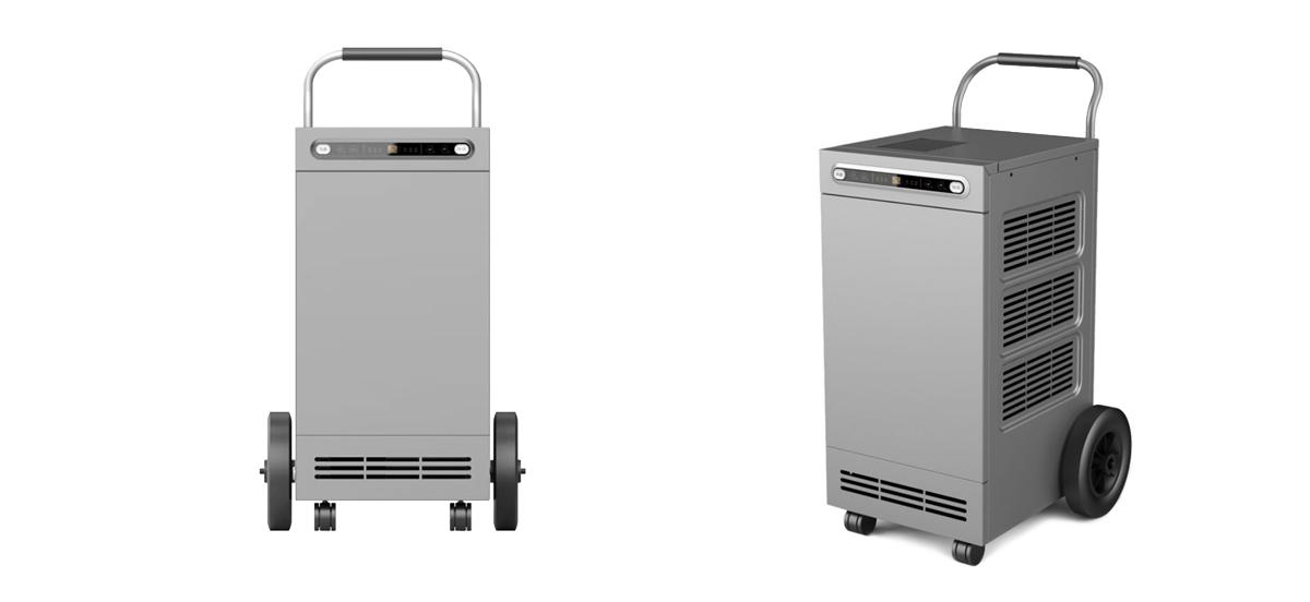 Commercial portable dehumidifier