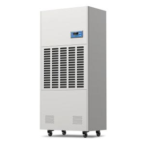 Large room portable industrial dehumidifier, 240 liters per day industrial dehumidification equipment  | SoonDry