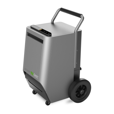 38 L/D Commercial Portable Dehumidifier | Big Wheel Dehumidifier | Dehumidifier With Water Tank | China Portable Dehumidifier Wholesale