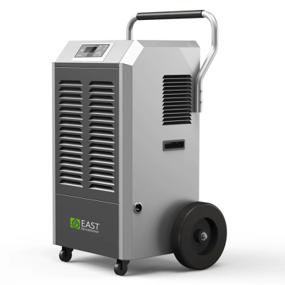 90-150 L/D Large Portable Dehumidifier | Commercial Use For Home | Warehouse Dehumidifier | Basement Dehumidifier With Pump