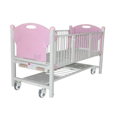Two Cranks Fowler Manual Hospital Children Bed
